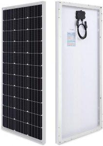 Best Solar Panels for Camper Vans