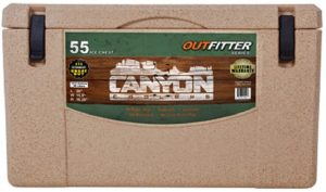Canyon Coolers Outfitter Series 55qt- Sandstone