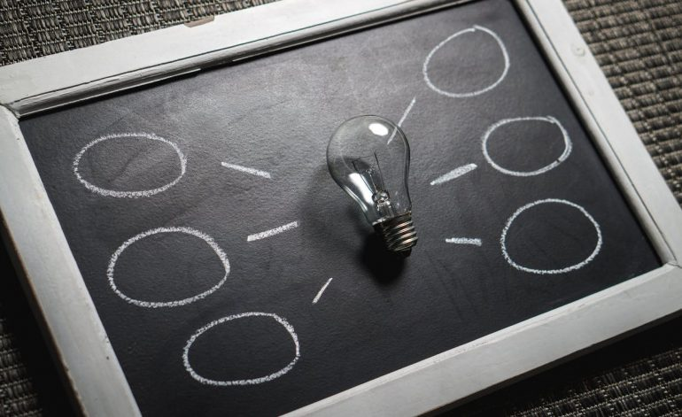 Lightbulb - off-grid internet