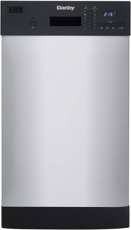 Danby DDW1804EBSS Built-in Dishwasher