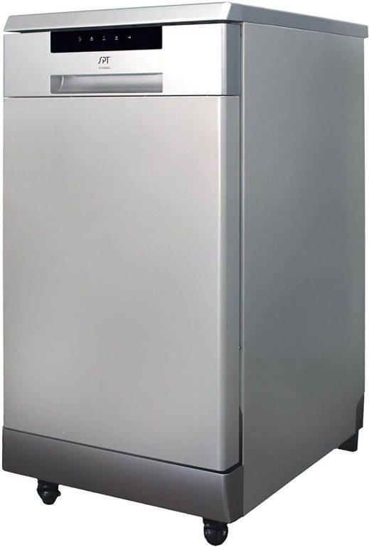The Energy Start portable dishwasher