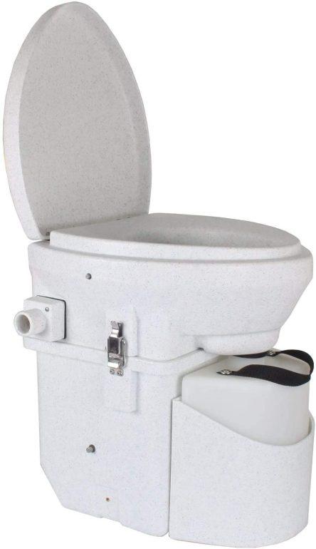 Van life toilets - composting toilet