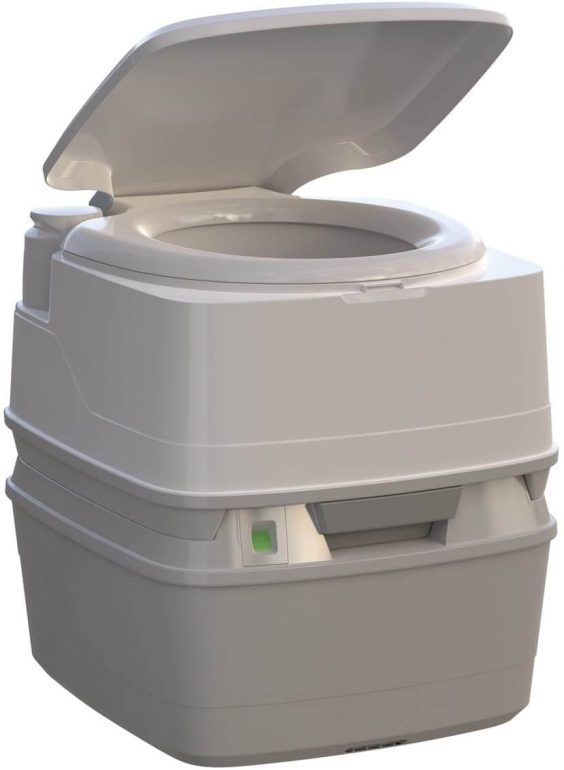 Van life porta potty