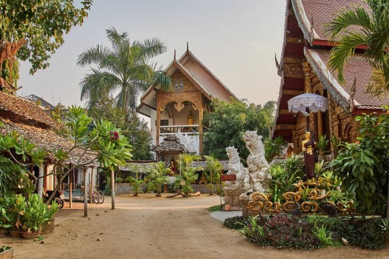 Digital nomad cost Chiang Mai