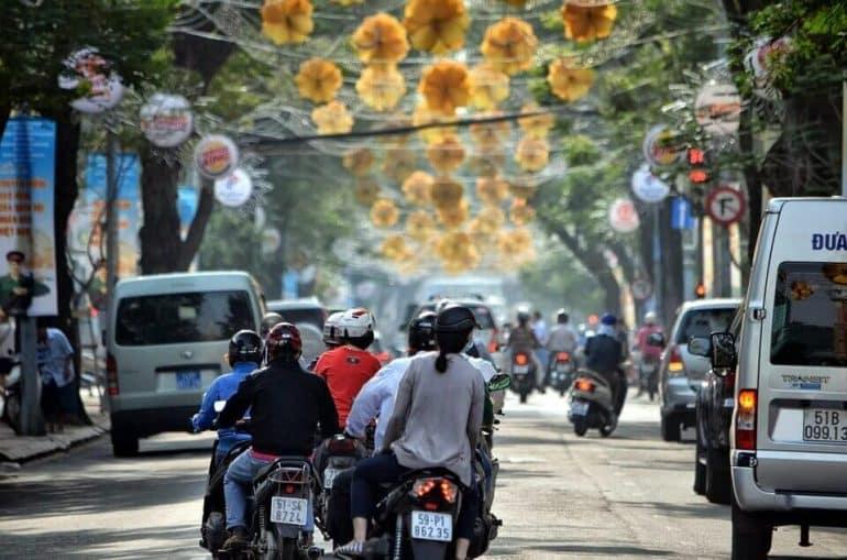 Digital nomad cost HoChi Minh