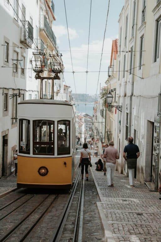 Digital nomad cost Lisbon