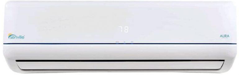 Senville Aura Series Mini Split Air Conditioner
