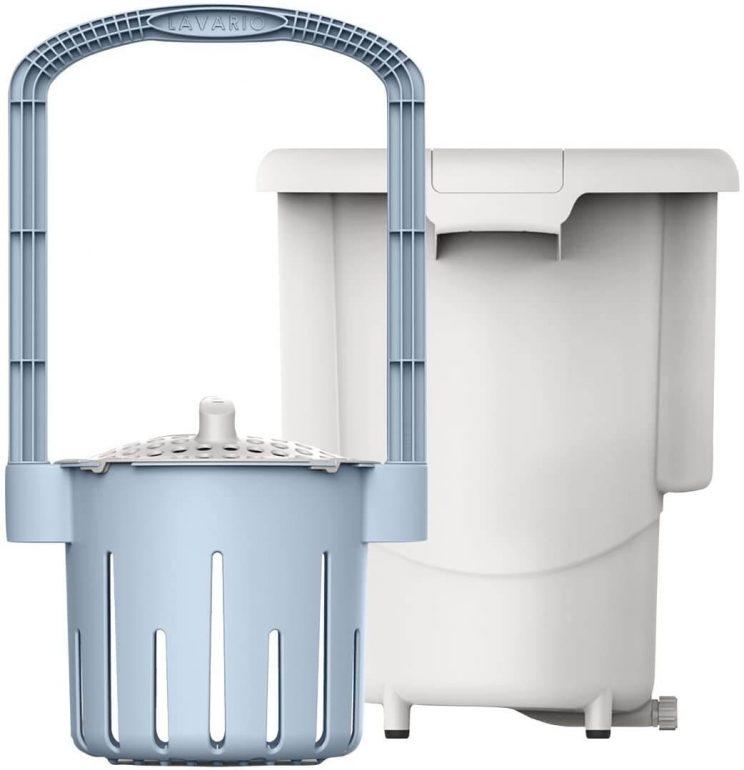 Off-grid washing machine - Lavario