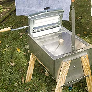 Off-grid washing machine - lehmans