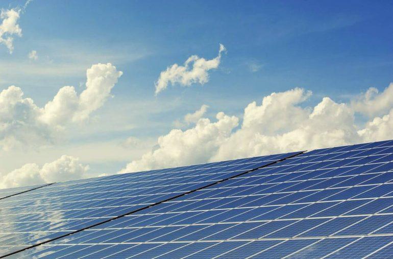 off-grid solar panells