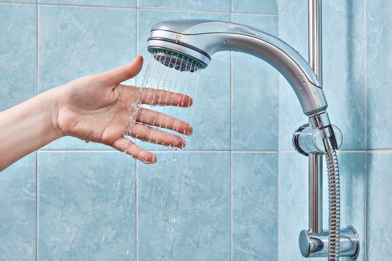 Tiny home shower ideas