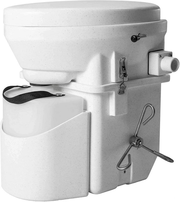tiny house showers composting toilet