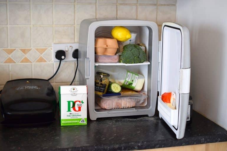 Refrigerator cooler