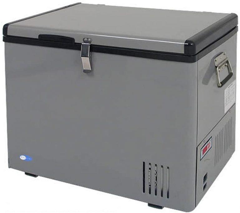 refrigerator cooler size